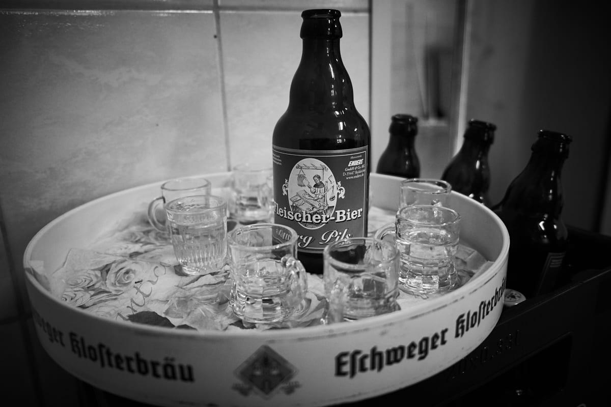 Hausschlachtung – Eichsfelder Fleischer Bier