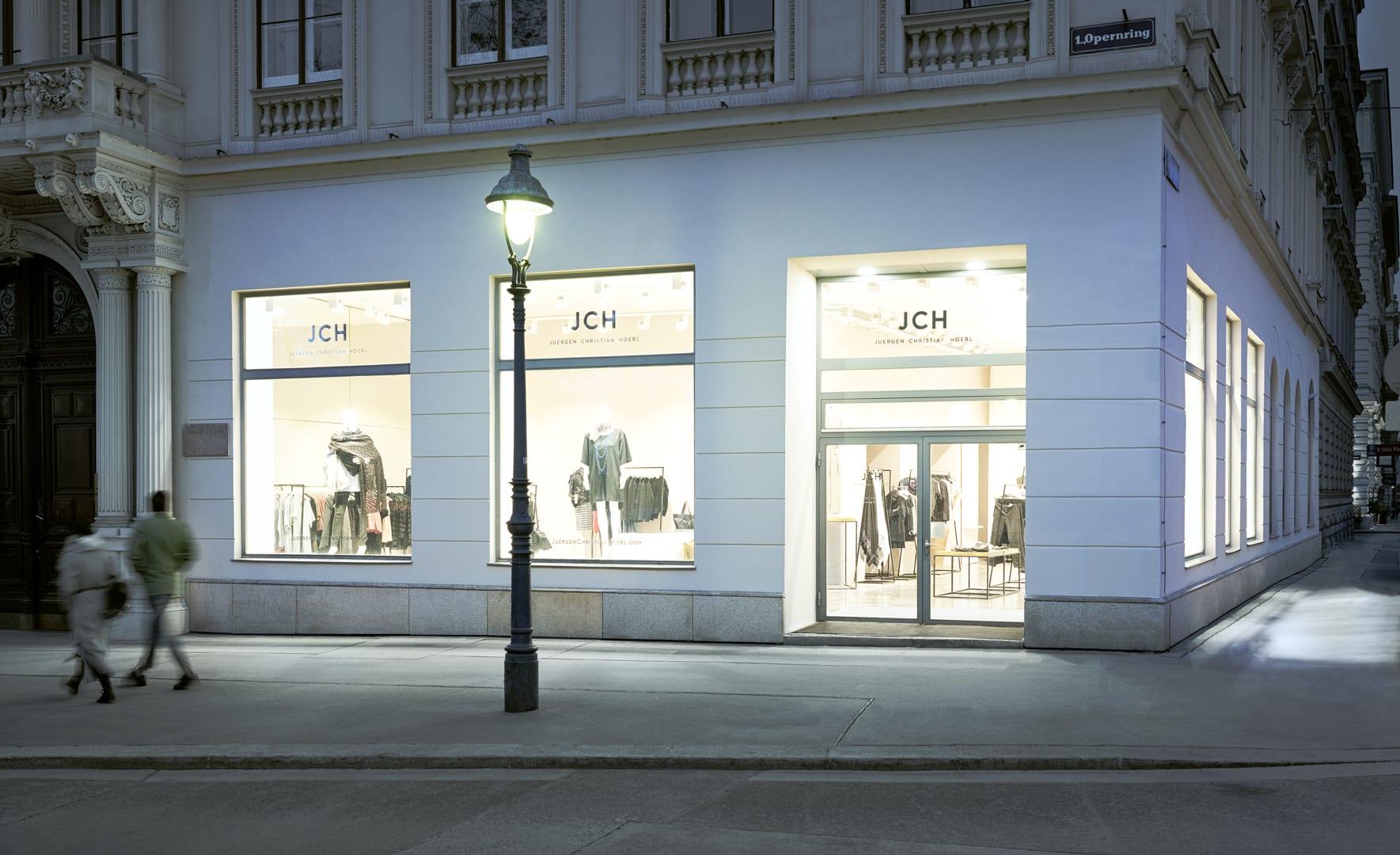 JCH Wien Aussenansicht
