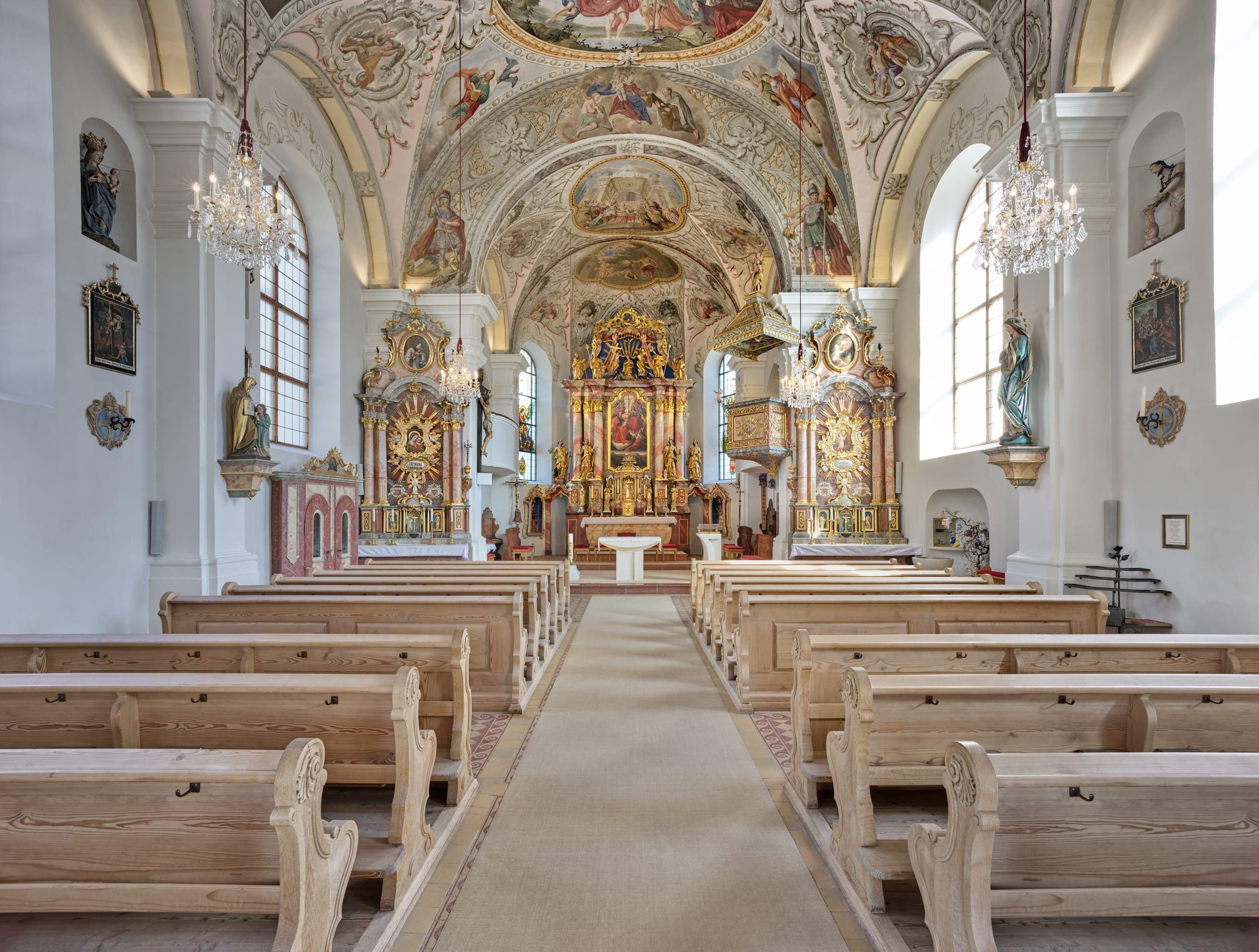 WEB_Scheffau_Wilder_Kaiser_Kirche_Innenanschicht_Fotograf_Gunnar_Menzel